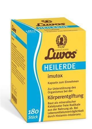 Detox-Set gewinnen und aktiv entgiften – Luvos-Heilerde