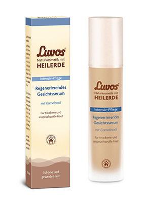 Luvos Gesichtsserum – Luvos-Heilerde - Natürlich wirksam